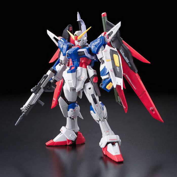 #11 Destiny Gundam Plastic Model Kit, Gundam Models Item Number BAN181595