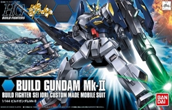 #04 HGBF Build Gundam MK 2, Gundam Models Item Number BAN185147