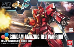 #26 Gundam Amazing Red Warrior, Gundam Models Item Number BAN194872