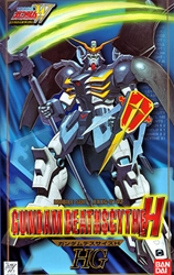 #07 Deathscythe Hell High Grade, Gundam Models Item Number BAN49513