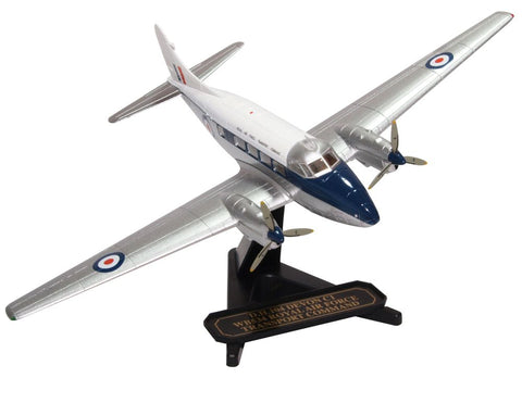 de Havilland DH.104 Devon C.2 RAF Transport Command (1:72), Oxford Diecast 1:72 Scale Models Item Number 72DV005