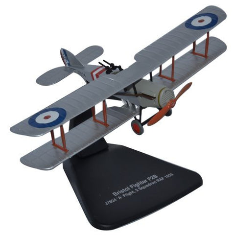 Bristol F.2B, A Flight, 2 Squadron, Royal Flying Corps (1:72), Oxford Diecast 1:72 Scale Models, AD003