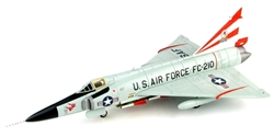 F-102 Delta Dagger 526th FIS, Ramstein AB, Germany 1963 (1:72) by Hobby Master