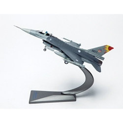 F-16A Fighting Falcon, 401st TFW, 26th TFG, Hualian AFB, ROCAF (1:72) - Flying Tiger 70th Anniversary, Shield Tail, Air Force 1 Diecast, Item Number AF1-0108