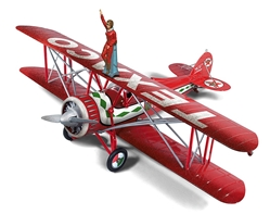Texaco - 1929 Waco Straightwing Barnstormer, Regular Edition - #3 (2020)
