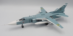 SU-24M Fencer 1/72 Die Cast Model Ukrainian Air Force (1:72) by Calibre Wings Item Number: CA722403