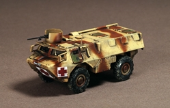 Saviem VAB Military Vehicle 150e Regiment dInfanterie (1:72) by War Master Diecast Models item number: WM-TK0049