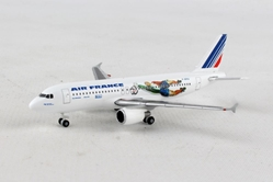 "Air France A320 ""France 1998: Netherlands / Italy"" F-GFKU (1:500), Herpa 1:500 Scale Diecast Airliners Item Number HE531405"