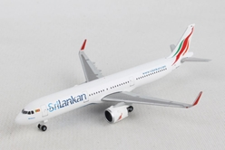SriLankan Airlines Airbus A321neo (1:500), Herpa 1:500 Scale Diecast Airliners, Item Number HE532884