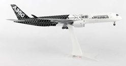 "Airbus House A350XWB ""Carbon Color Scheme"" F-WWCF (1:200), Herpa 1:200 Scale Diecast Airliners Item Number HE557344"