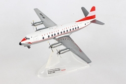 "Austrian Airlines Vickers Viscount 800 ""Anton Bruckner"" OE-LAH (1:200) - Preorder item, order now for future delivery, Herpa 1:200 Scale Diecast Airliners Item Number HE559065"