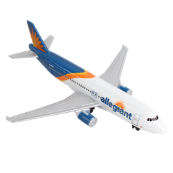 "Allegiant Airlines Airliner ""New Livery"" (5"")"