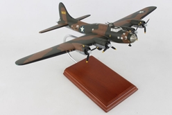 "B-17G Flying Fortress ""My Gal Sal"" (1:62) by Executive Series Display Models"