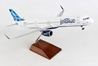 Jet Blue A321Neo (1:100) Wood stand and Gear by Skymarks Supreme Desktop Aircraft Models item number: SKR8424