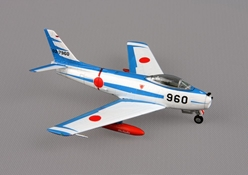 "JASDF F-86F ""Blue Impulse"" 02-7960 (1:200)"
