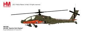 AH-64D Apache Royal Netherlands Air Force 2010 (1:72)