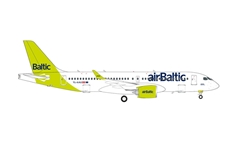 Air Baltic A220-300 100TH A220 New Livery (1:200)