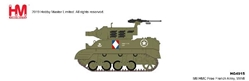 M8 HMC Free French Army, WWII (1:72) by Hobby Master Diecast Military Armor