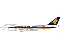 Singapore Airlines Boeing 747-200 9V-SIA (1:400)