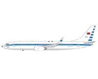 Taiwan Air Force B737-800 with Winglets 3701 w/Stand (1:200)
